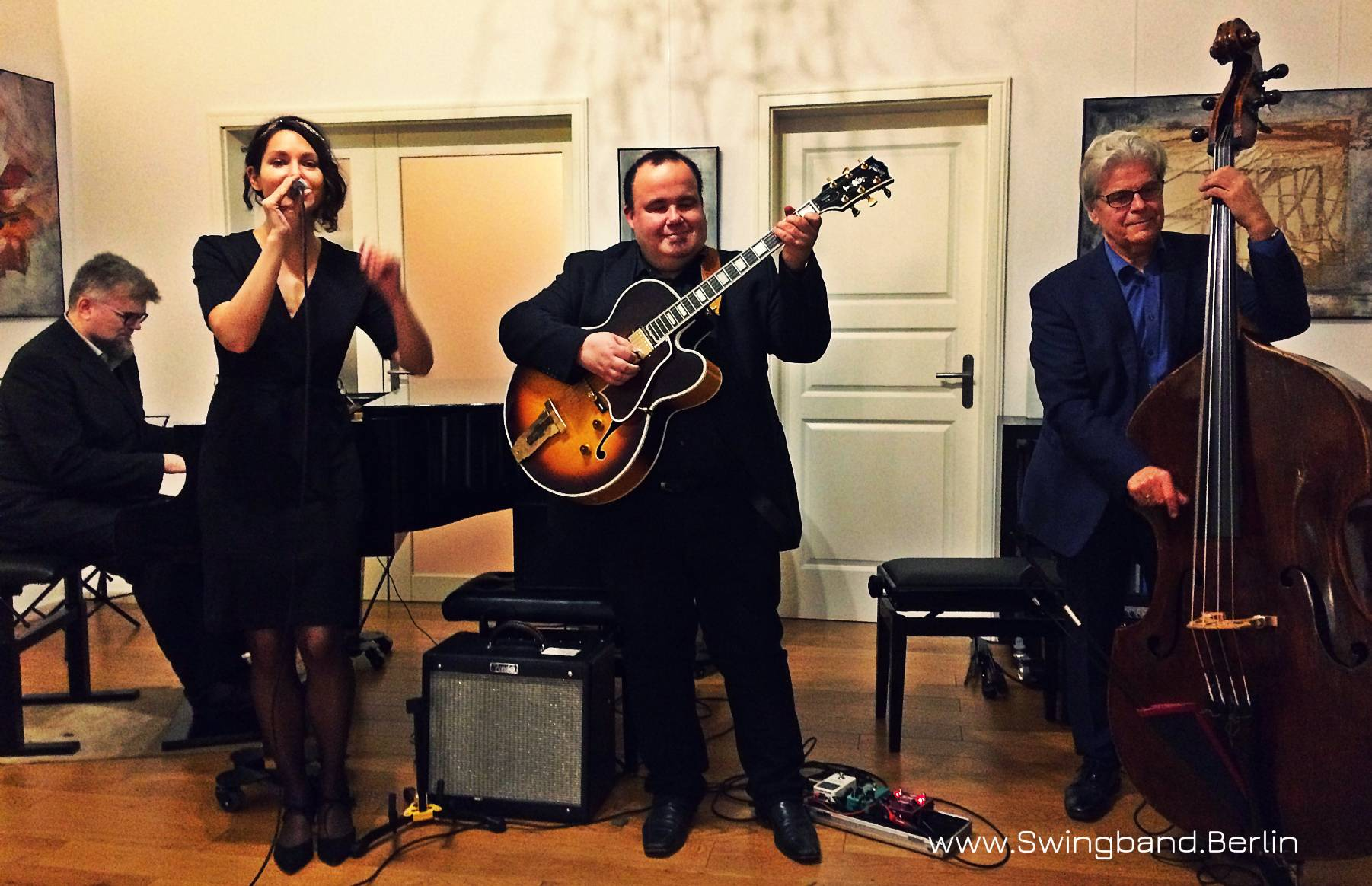 Swingband Berlin 07.12.2017